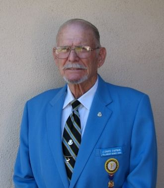 Leonard B. Chapman