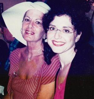Liza and Ellen May Schwartz
