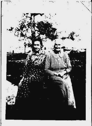 Annie Jane Conn and Mother