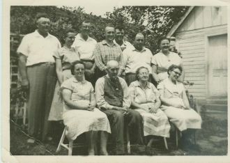 Eskridge Family Picture