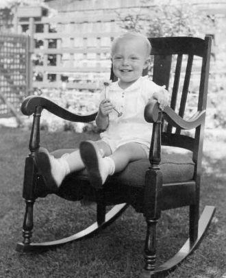 Richard Austin - 1945 War Baby