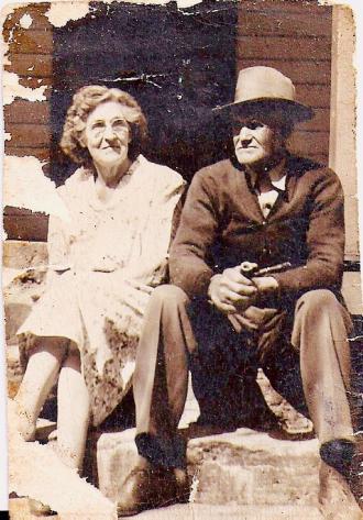 Owen & Lelia Jane Surrett