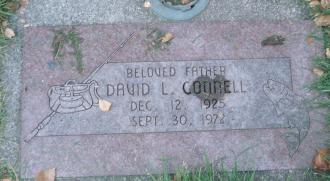 David Leroy Connell Gravesite