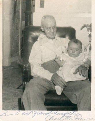 Peter Papineau & Charlotte M. Davis, 1952