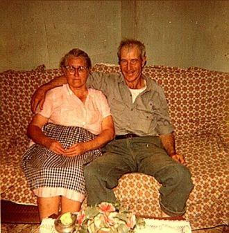 Arthur and Hazel Cain