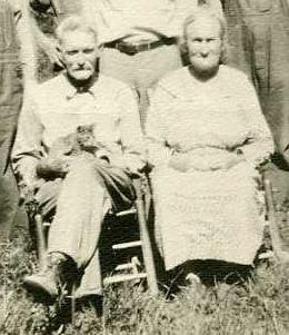 Grandma & Grandpa Vinson