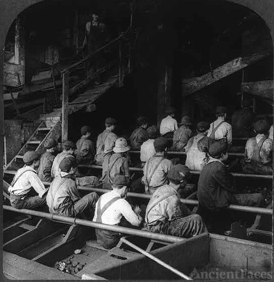 anthracite mines, Pa.