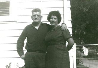 Hassell & Lillian Pippin, Kentucky 1960