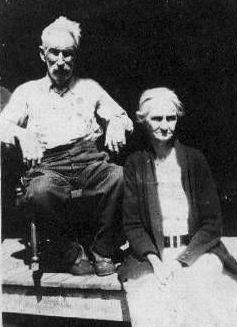 Alexander Paul and Emma Jane Barksdale Geiger