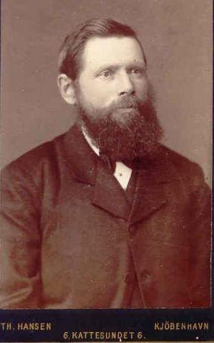 Rasmus Rasmussen, Sr.
