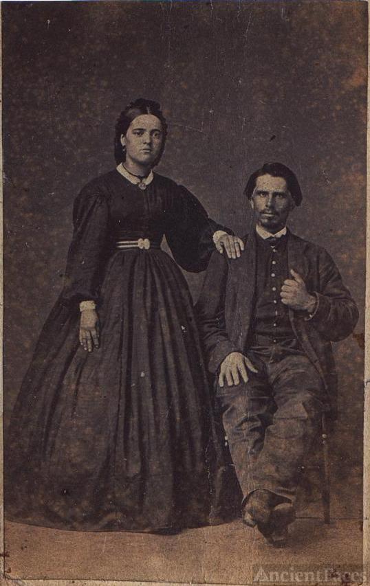 Louis & Emilie Joubert