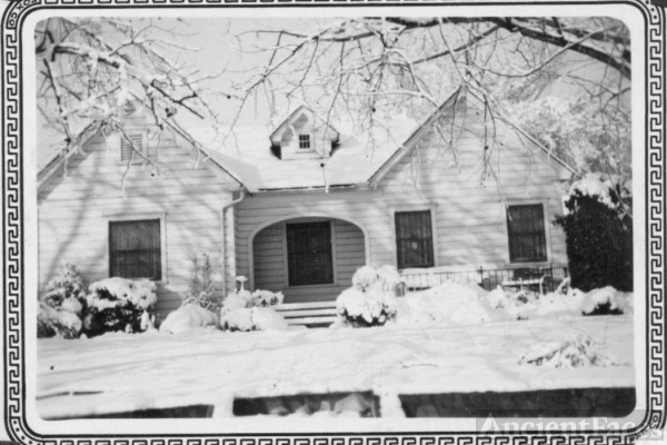 Ernestine Smith Amos - Gilmer Texas 1947