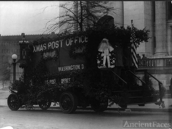 Santa Claus, Washington, D.C.