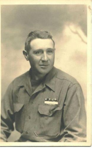 Sgt. Arthur C Hagen