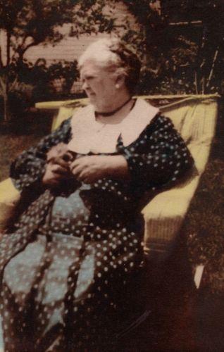 Hannah E. Hansen (1864-1936) aka Hannah Admundsen