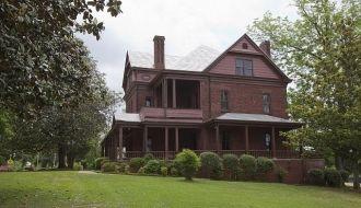 The Oaks, home built for Booker T. Washington