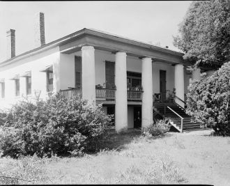 Judge W.H. Hurt house & office