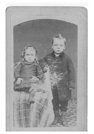 May and Goss Price, Missouri 1870