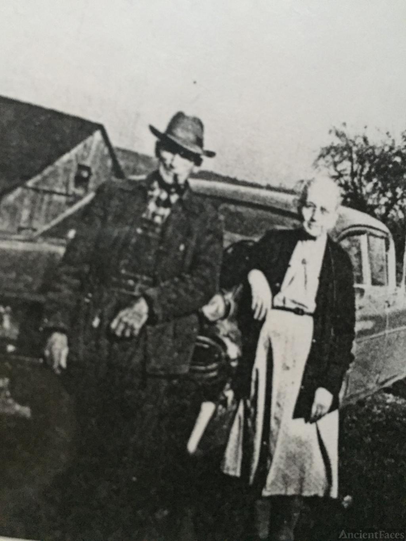 Bertha and William Franklin Derwacter