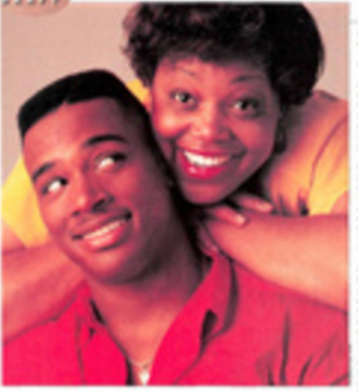 Andre and Joyce Ware