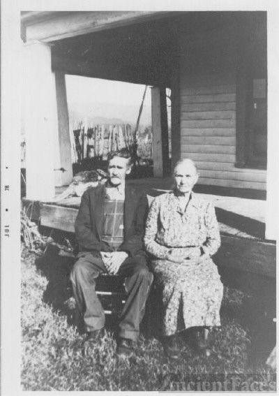 William Drury Condley and Sarah Eddy