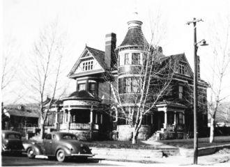 Ferris Mansion - Wyoming