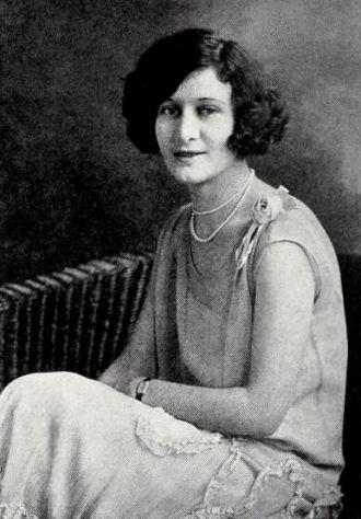 Edith Evelyn Oakley 1927