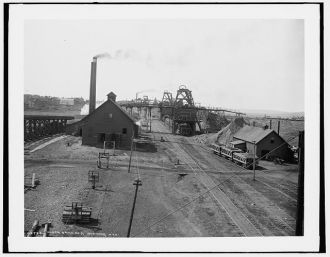Norrie group no. 3, Ironwood, Mich.