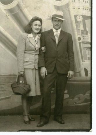 David W & Catherine R (Moore) McClelland, PA