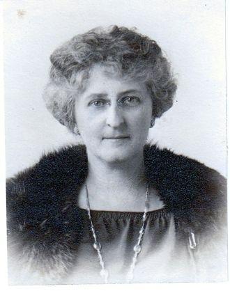 Mrs Maxwell