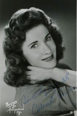 Autographed Photograph of Carmel Quinn.