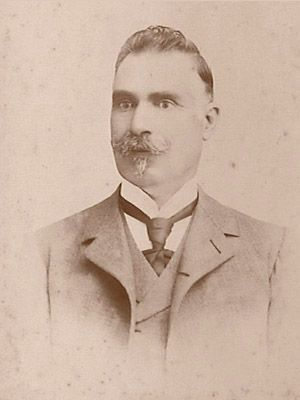 Paolo Salvanelli 1890 Uruguay