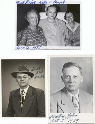 Gamble Relatives