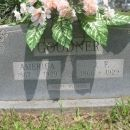 America and J. F. Goodner gravesite
