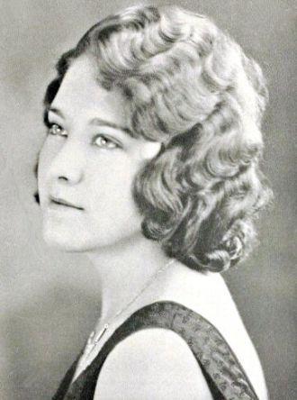 Geraldine Buckley, West Virginia, 1933