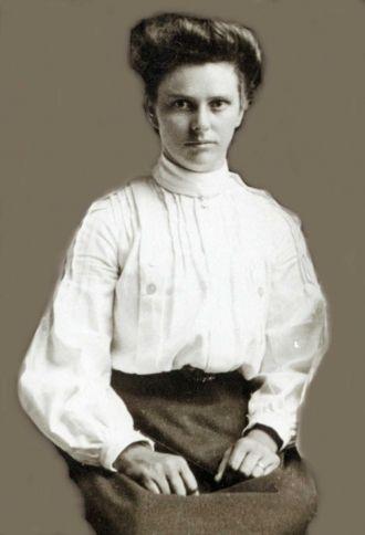 Jennie Ethel Miller