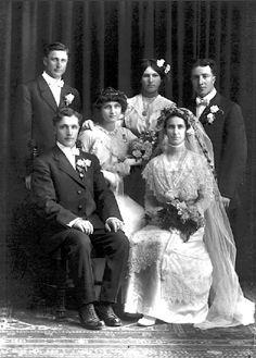 Mary (Reichert) & Matthew Kranz, Minnesota 1913