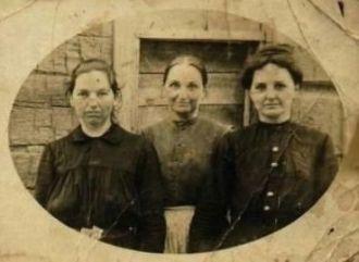 Daughters of Isaac & Nancy vaughn