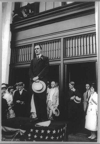 Franklin D. Roosevelt 1920