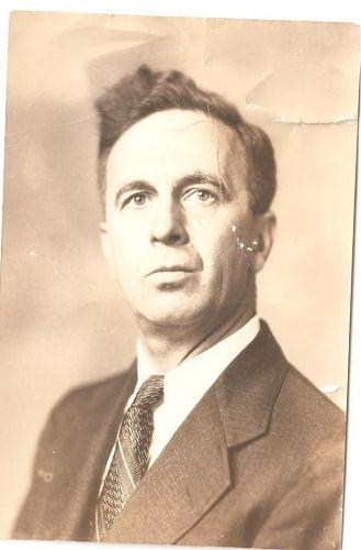 Eldon James McCarty Sr 1940's