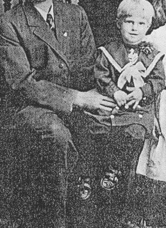 Titanic Swedish child victim