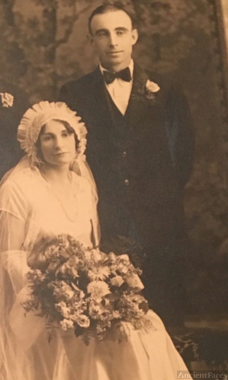 Armella Simon and John Palmer