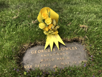 George Cowles Gravesite