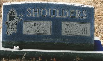 Verna L Shoulders
