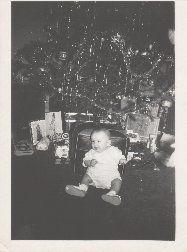 Tony Szabo's First Christmas