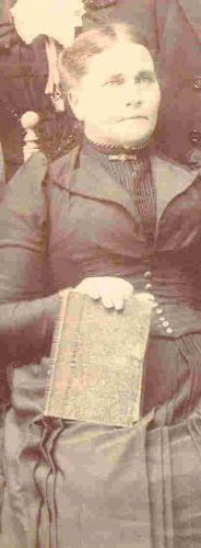 Jane Owen Jones
