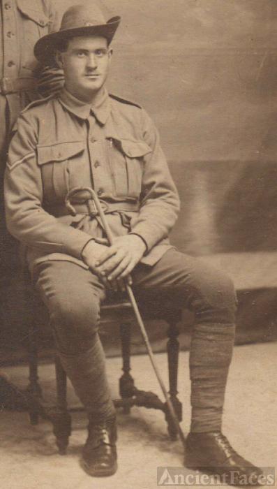 Lance Corporal Norman Agnew aka Sheriff