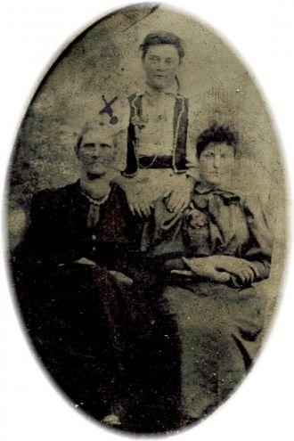 Unknown women - Dalton? Virginia