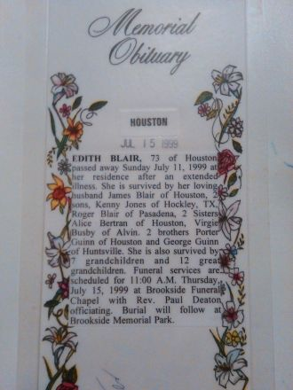 Edith Blair