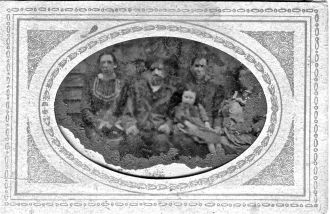 Lela Bates Family, North Carolina